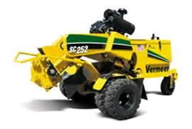 Where to find Stump Grinder on Trailer in Marion