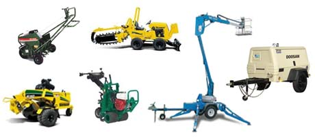 Equipment Rentals in Marion IL